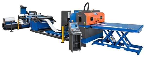 découpe laser machine